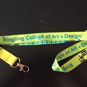 Ringling College of Art & Design Lanyard